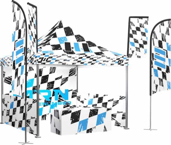 0x10-Custom-Motocross-MX-Racing-Tent-Canopy-Checkered-Style-45