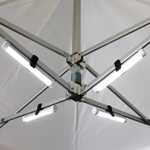 Cordless LED Light Tent