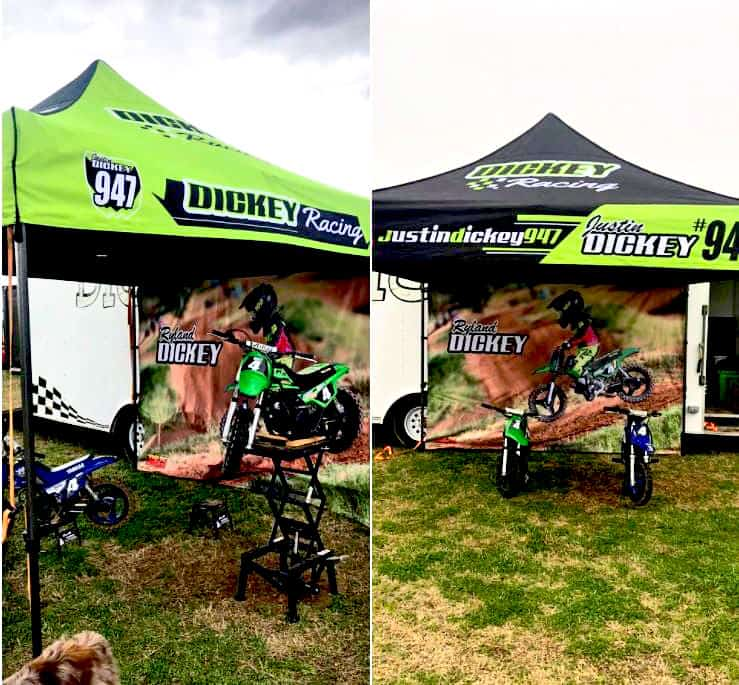 Supercross-Style-Justin-Dickey-947-Custom-Racing-Tent-Canopy