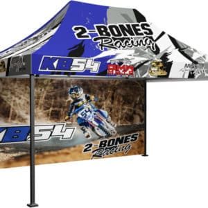 Velocity-Style-KB54-10x15-Custom-Motocross-Racing-Tent-Canopy-45w