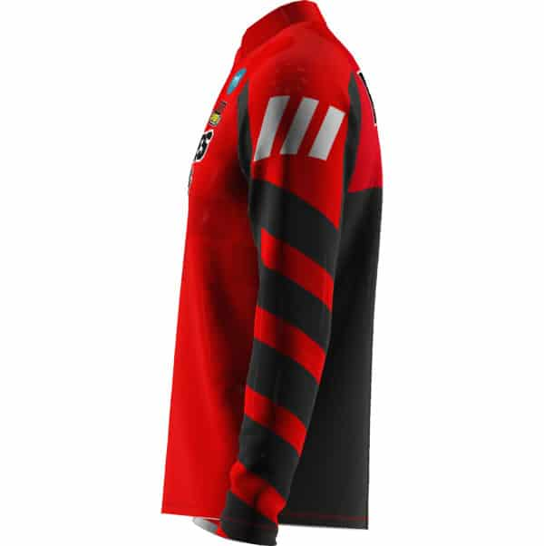 Customize the sleeve of your motocross mx jersey